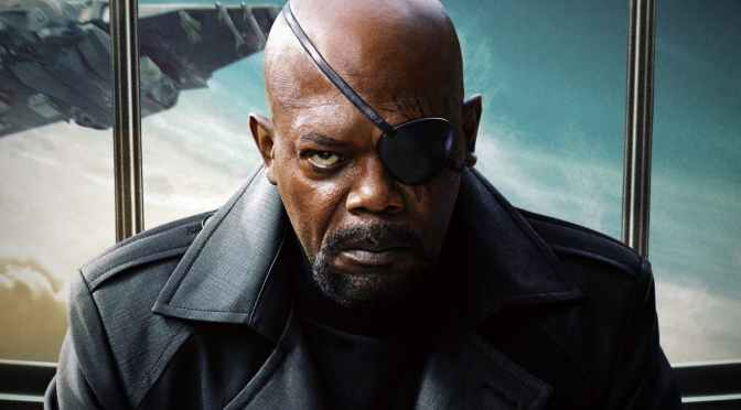 Spider-man: Far From Home. Samuel L. Jackson no está contento con un error en posters