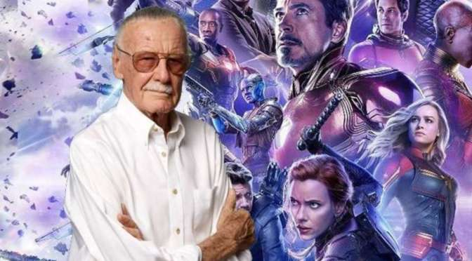 (C506) Avengers: End Game incluira un homenaje a Stan Lee en su relanzamiento