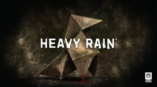 Ya esta disponible Heavy Rain para PC