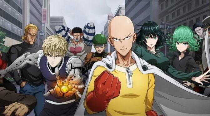 (C506) One-Punch Man: Road to Hero llegará pronto, ya puedes pre-registrarte