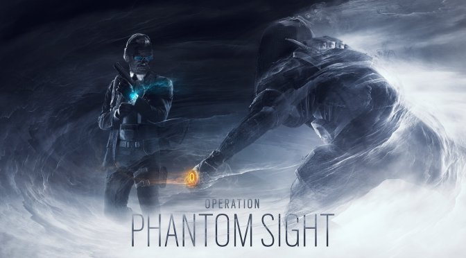 "Tom Clancy´s Rainbow Six Siege: ""Operación Phantom Sight"" estará disponible a partir de mañana"