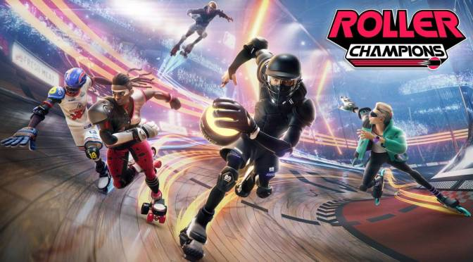 Ubisoft anuncia su juego Free-to-play Roller Champions