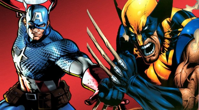 Capitan America se une con Wolverine en el nuevo comic de Marvel Weapon Plus #1