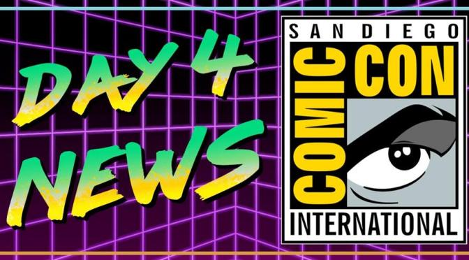 NECA Booth SDCC 2019: Day 4 RECAP