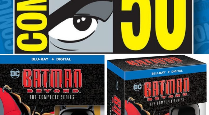 Batman Beyond 20th Anniversary Blu-Ray Announcement from Comic Con