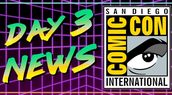 NECA SDCC Day 3 Highlights
