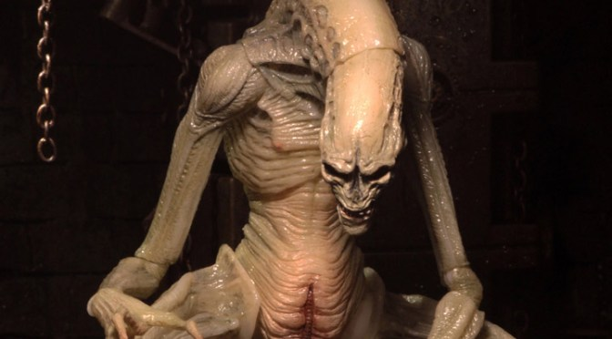 Now available in limited quantities Alien: Resurrection Deluxe Newborn!
