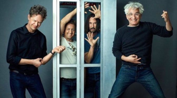 Bill and Ted Face the Music: nuevas imágenes y elenco