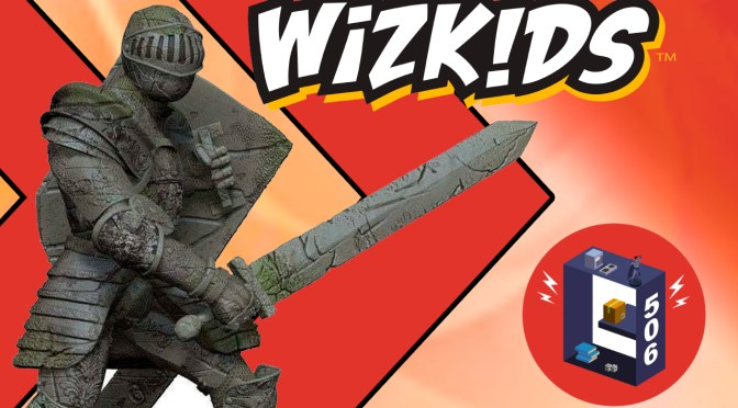 (Video) Unbox Wizkids & Neca: Karate Kid / Waterdeep Honorable Knight Dragon Heist
