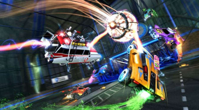 Psyonix announces radical summer Television content for Rocket League