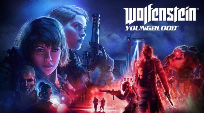 Wolfenstein: Youngblood y Wolfenstein: Cyberpilot ya están disponibles