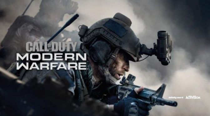 Conoce los incentivos de preventa de Call of Duty: Modern Warfare