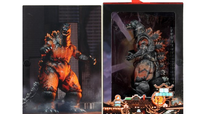 1995 Burning Godzilla from Godzilla vs Destroyah will be seeing a re-release