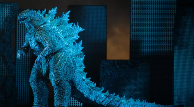 Now available in limited quantities 2″ Head-to-Tail – Godzilla V2!