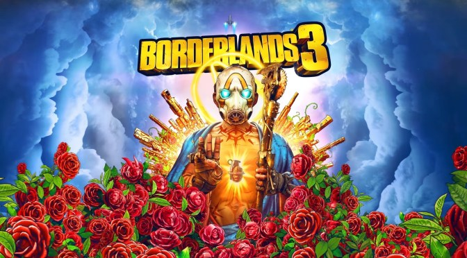 Se libera gameplay del 4-player co-op de Borderlands 3