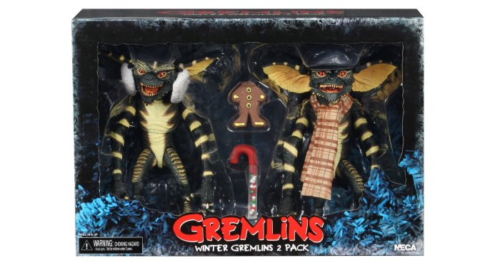 Don't miss out The Winter Gremlins 2-Pack