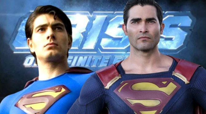 Arrowverse: ¡Dos Superman diferentes para Crisis on Infinite Earths!