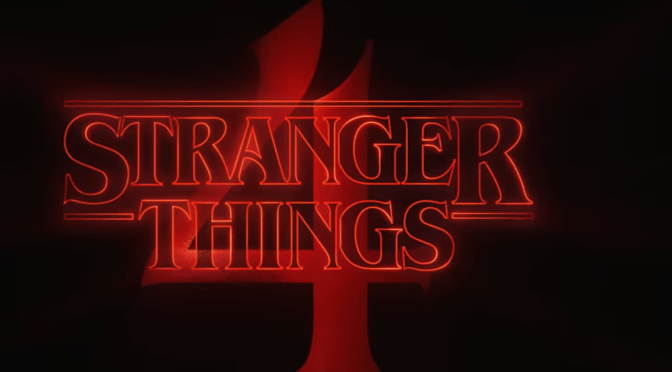 Se confirma cuarta temporada de Stranger Things