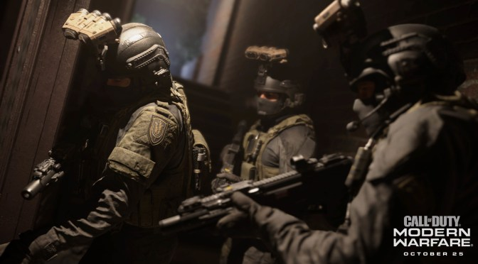 Así funcionará la precarga de Call of Duty: Modern Warfare