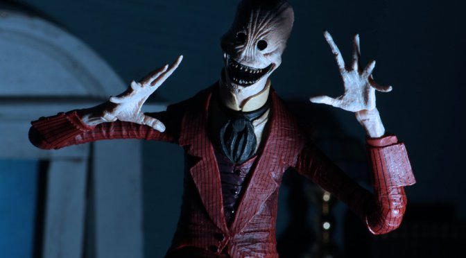 New pictures of the Ultimate Crooked Man
