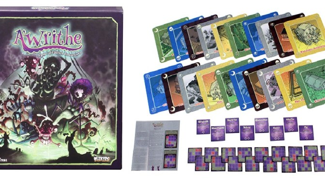 Wizkids – A'Writhe: A Game of Eldritch Contortions