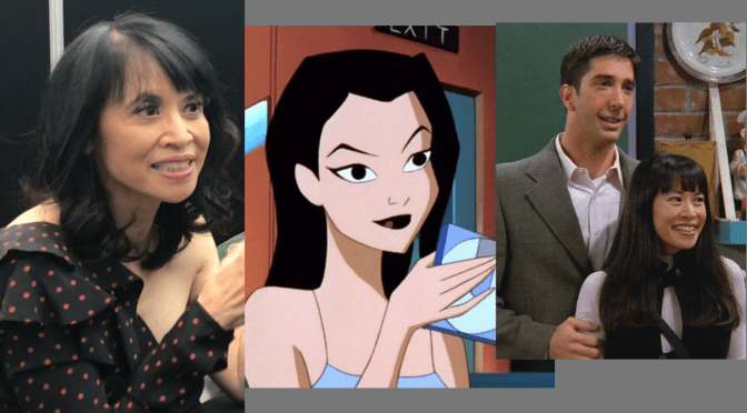 Lauren Tom NYCC Interview: Minority Casting on Friends, the 90s, and Batman Beyond