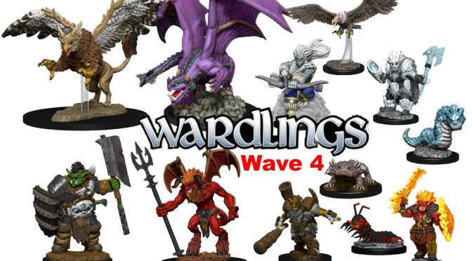 Wardlings Wave 4