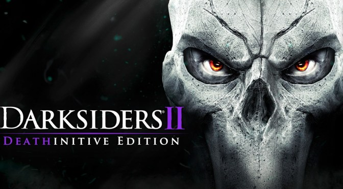 (C506-Review) Darksiders II: Deathinitive Edition para Switch