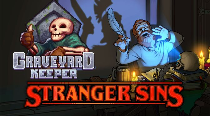 Graveyard Keeper gets it's biggest DLC