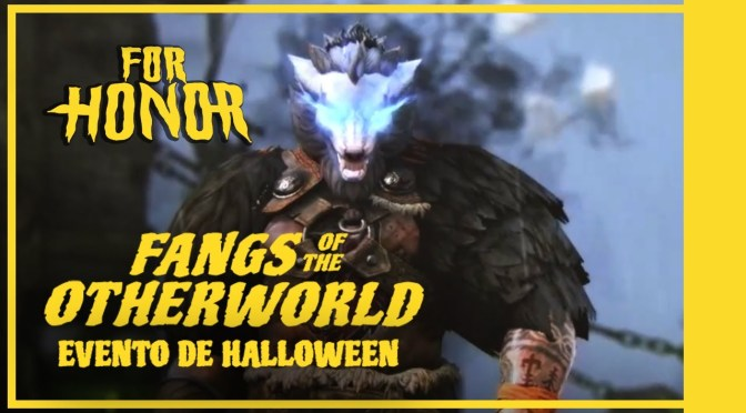 """Fangs of the Otherworld"", el evento de Halloween de For Honor"
