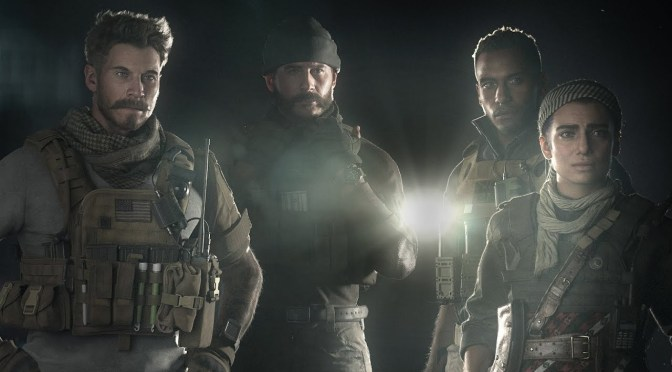 Call of Duty: Modern Warfare ¡ya está disponible!