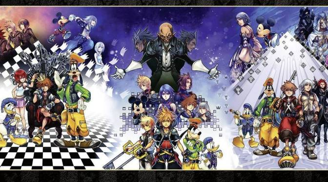 KINGDOM HEARTS llegará a la familia de dispositivos de Xbox One en 2020
