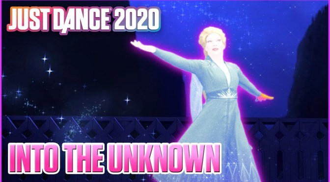 "¡""Into the unknown"" de Frozen 2, la película de Disney ¡Está disponible en Just Dance 2020!"