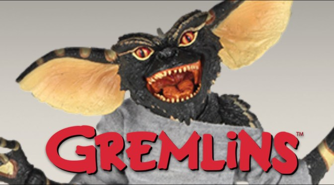 "There are less than 2 weeks to back the Gremlins ""Dress Up & Play"" Figure through Loot Launcher!"