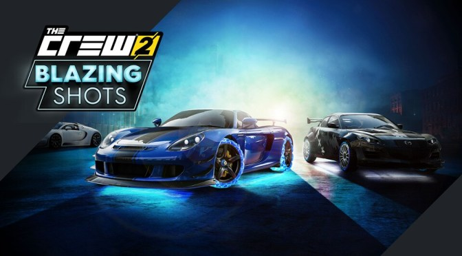"Ya disponible la 4ta actualización de The Crew 2, ""Blazing shots"""