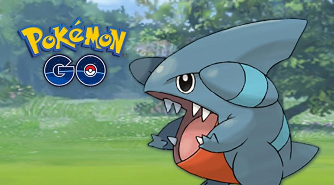 (C506) Pokémon GO: ¡Shiny Gible a la vista!