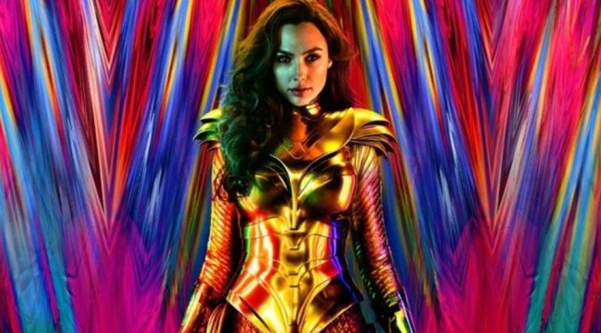 (C506) ¡El trailer de Wonder Woman 1984!