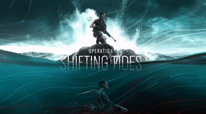 """Operations Shifting Tides"" de Rainbow Six Siege ya está disponible"