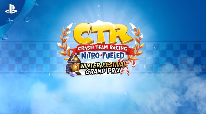 Llega el Grand Prix del Winter Festival en Crash Team Racing Nitro-Fueled