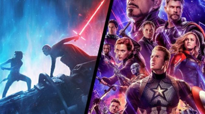 Fanáticos del MCU claman que Star Wars: The Rise of Skywalker es una copia de Endgame