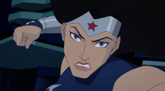 Rosario Dawson Interview from Gotham Geek Girl: Wonder Woman Bloodlines Now on DC Universe