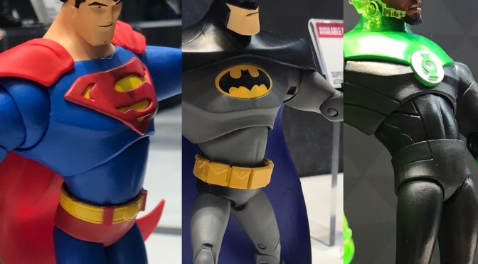 Todd McFarlane at Toy Fair: Plans for 'Never Before Seen' DC Animated Characters