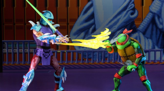 NECA: Teenage Mutant Ninja Turtles 7″ Scale Action Figure – Turtles in Time, Series 2 Assortment