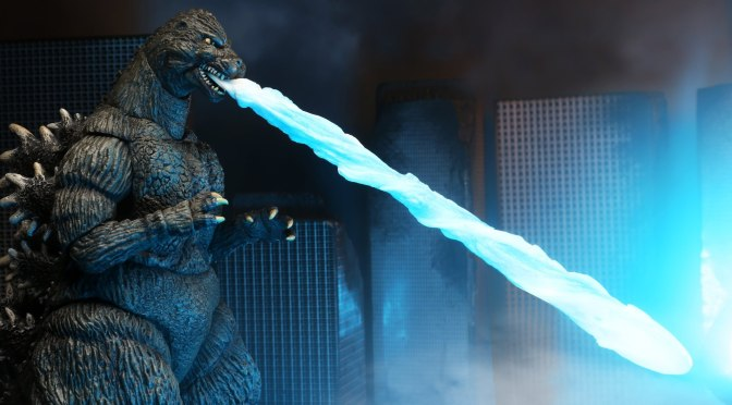 NECA: Godzilla – 12″ Head to Tail Action Figure – Classic '89