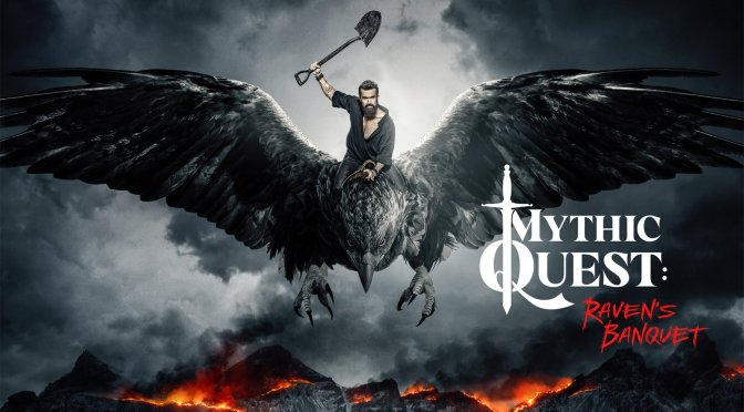 "MYTHIC QUEST: RAVEN'S BANQUET"", DISPONIBLE AHORA EN EXCLUSIVA POR APPLE TV+"