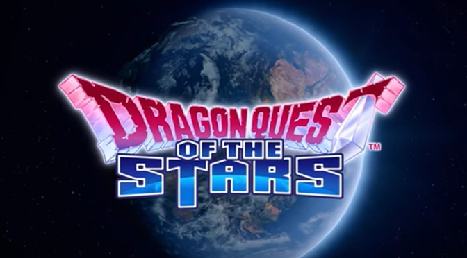 ¡Dragon Quest Of The Stars ya está disponible en dispositivos móviles!