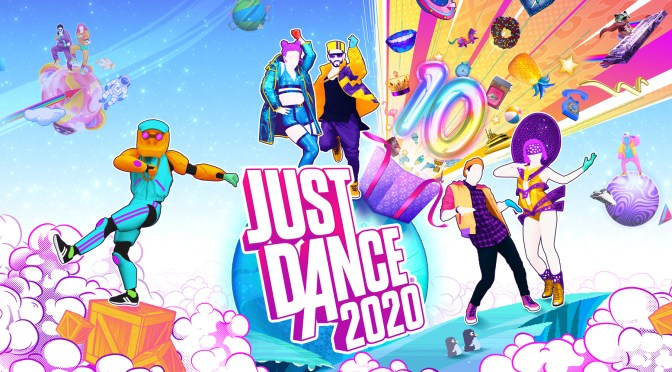 DEMUESTRA TU CREATIVIDAD CON JUST DANCE Y GANA UN NINTENDO SWITCH