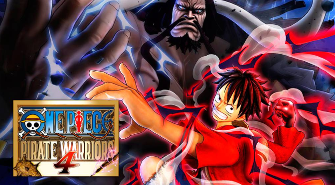 One Piece Pirate Warriors 4 revela trailer de personajes ¡Ven a verlo!