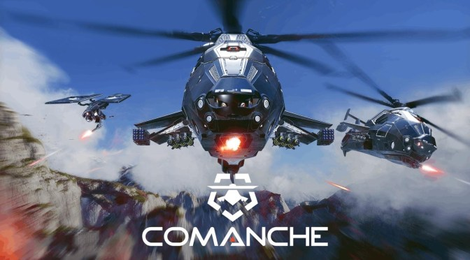 Comanche regresa a PC – Homónimo Poder de Combate (Review)