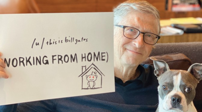 No esperes regresar a la vida normal en abril – Advierte Bill Gates